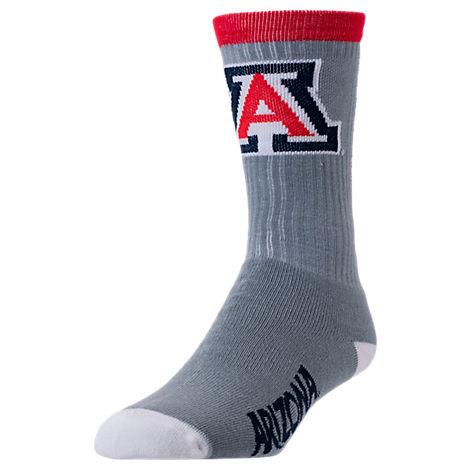 For Bare Feet Arizona Wildcats College Jump Key Socks