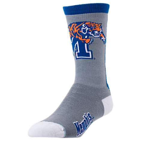 For Bare Feet Memphis Tigers College Jump Key Socks