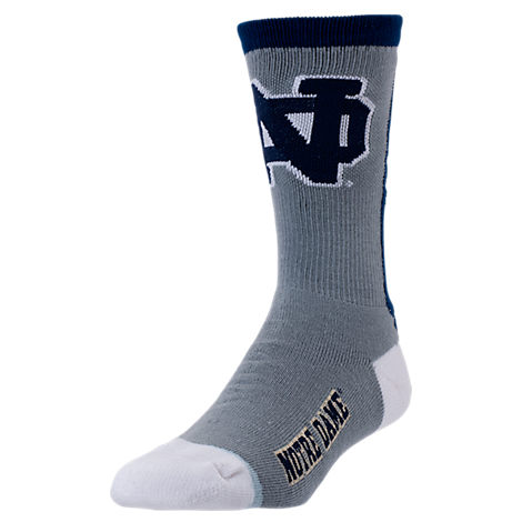 For Bare Feet Notre Dame Fighting Irish College Jump Key Socks