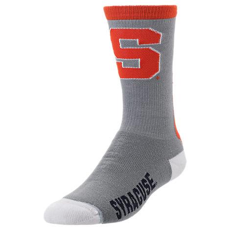 For Bare Feet Syracuse Orange College Jump Key Socks