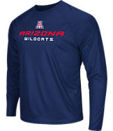Men's Stadium Arizona Wildcats College Tread Long-Sleeve T-Shirt