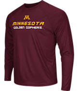 Men's Stadium Minnesota Golden Gophers College Tread Long-Sleeve T-Shirt