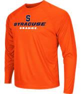 Men's Stadium Syracuse Orange College Tread Long-Sleeve T-Shirt
