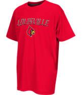 Kids' Stadium Louisville Cardinals College Digit T-Shirt