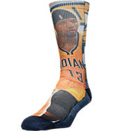 For Bare Feet Indiana Pacers NBA Center Court Socks
