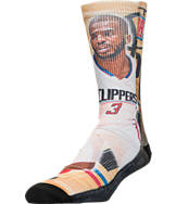 For Bare Feet Los Angeles Clippers NBA Center Court Socks