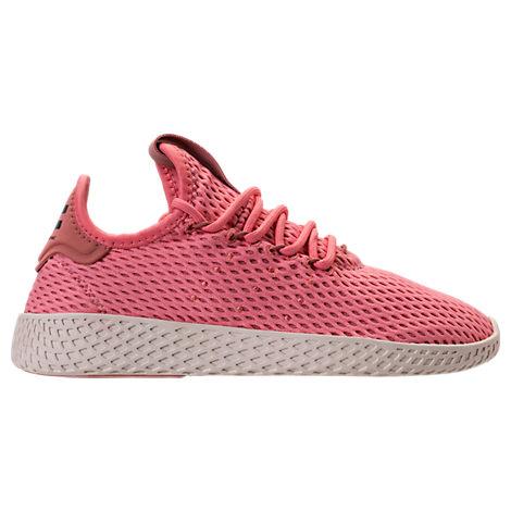 Girls' Grade School adidas Originals Pharrell Williams Tennis HU Casual Shoes