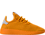 Boys' Grade School adidas Originals Pharrell Williams Tennis HU Casual Shoes