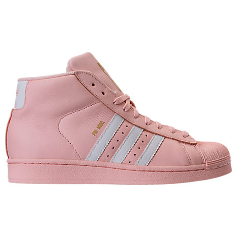 Girls' Grade School adidas Pro Model Casual Shoes