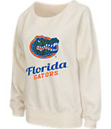 Women's Stadium Florida Gators College Cotton Crew Sweatshirt