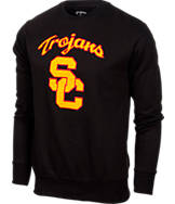 Men's Colosseum USC Trojans College Cotton Pullover Hoodie