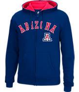 Men's J. America Arizona Wildcats College Full-Zip Hoodie