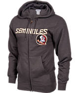 Men's VF Florida State Seminoles College Cotton Full-Zip Hoodie