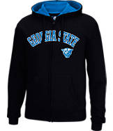 Men's J. America Georgia State Panthers College Cotton Full-Zip Hoodie
