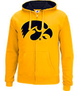 Men's J. America Iowa Hawkeyes College Full-Zip Hoodie
