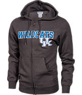 Men's VF Kentucky Wildcats College Cotton Full-Zip Hoodie