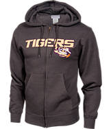 Men's VF LSU Tigers College Cotton Full-Zip Hoodie