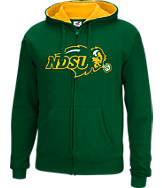 Men's J. America North Dakota State Bison College Full-Zip Hoodie