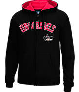 Men's J. America UNLV Runnin' Rebels College Full-Zip Hoodie