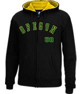 Men's J. America Oregon Ducks College Cotton Full-Zip Hoodie