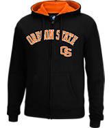Men's J. America Oregon State Beavers College Cotton Full-Zip Hoodie