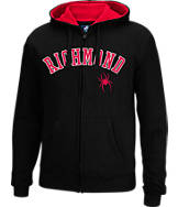Men's J. America Richmond Spiders College Cotton Full-Zip Hoodie