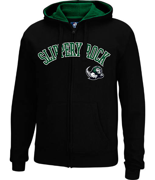 Men's J. America Slippery Rock University College Full-Zip Hoodie