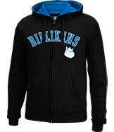 Men's J. America St. Louis Billikens College Full-Zip Hoodie