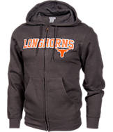 Men's VF Texas Longhorns College Cotton Full-Zip Hoodie