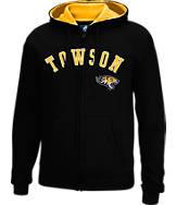 Men's J. America Towson Tigers College Full-Zip Hoodie