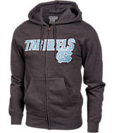 Men's VF North Carolina Tar Heels College Cotton Full-Zip Hoodie