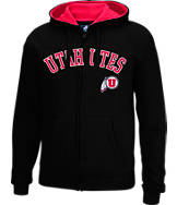 Men's J. America Utah Utes College Full-Zip Hoodie