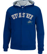 Men's J. America Utah State Aggies College Full-Zip Hoodie