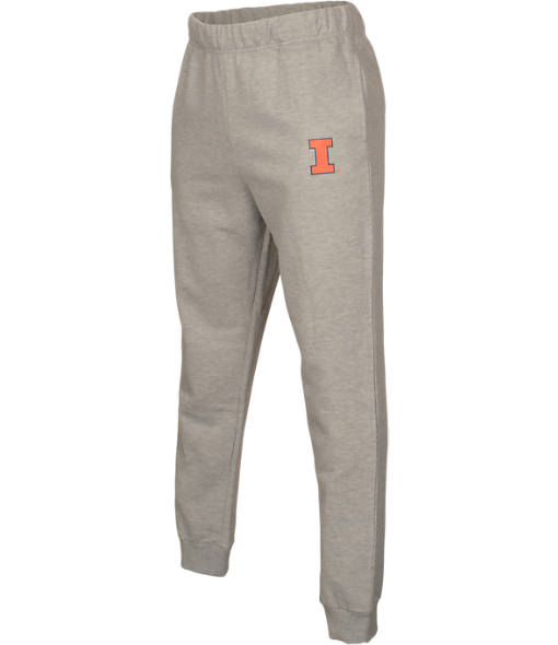 Men's VF Illinois Fighting Illini College Cotton Jogger Pants
