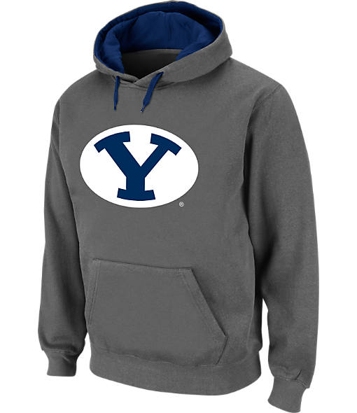 Men's Stadium BYU Cougars College Cotton Pullover Hoodie
