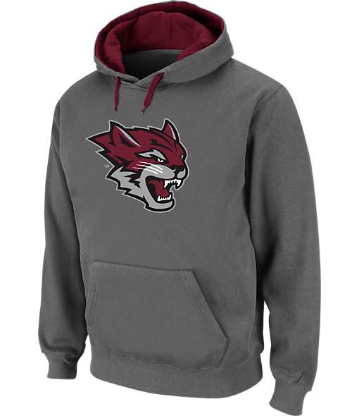 Men's Stadium Cal State Chico Wildcats College Cotton Pullover Hoodie