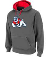 Men's Stadium Fresno State Bulldogs College Cotton Pullover Hoodie
