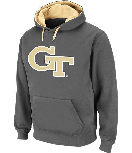 Men's Stadium Georgia Tech Yellow Jackets College Cotton Pullover Hoodie