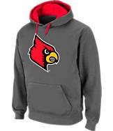 Men's Stadium Louisville Cardinals College Cotton Pullover Hoodie