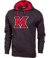 Men's Stadium Miami Ohio Redhawks College Cotton Pullover Hoodie