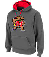 Men's Stadium Maryland Terrapins College Cotton Pullover Hoodie