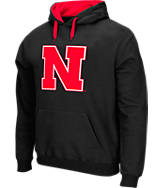 Men's Stadium Nebraska Cornhuskers College Cotton Pullover Hoodie
