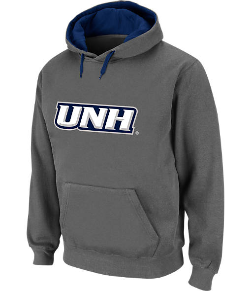 Men's Stadium New Hampshire Wildcats College Cotton Pullover Hoodie