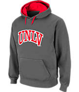 Men's Stadium UNLV Runnin' Rebels College Cotton Pullover Hoodie