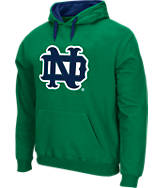 Men's Stadium Notre Dame Fighting Irish College Cotton Pullover Hoodie