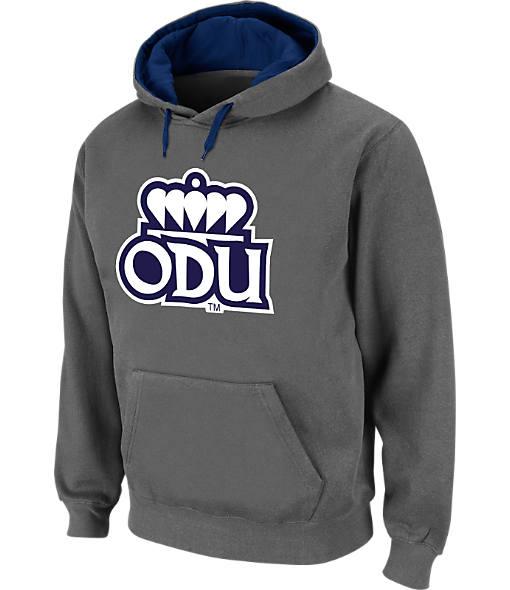 Men's Stadium Old Dominion Big Blue College Cotton Pullover Hoodie