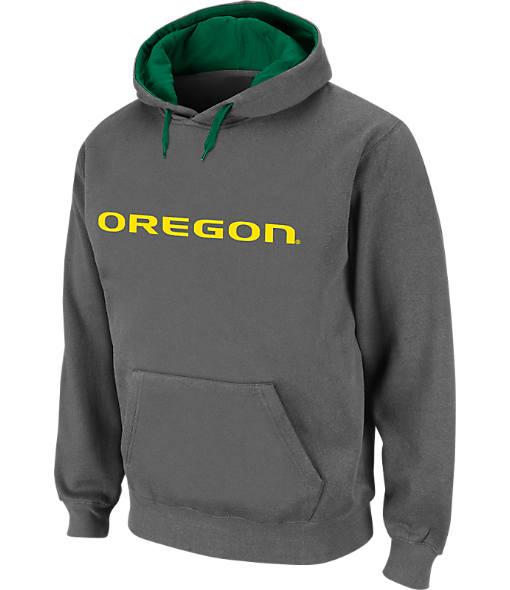 Men's Stadium Oregon Ducks College Cotton Pullover Hoodie