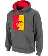 Men's Stadium Pittsburg State Gorillas College Cotton Pullover Hoodie