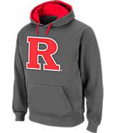 Men's Stadium Rutgers Scarlet Knights College Cotton Pullover Hoodie