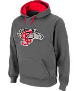 Men's Stadium Santa Clara Broncos College Cotton Pullover Hoodie